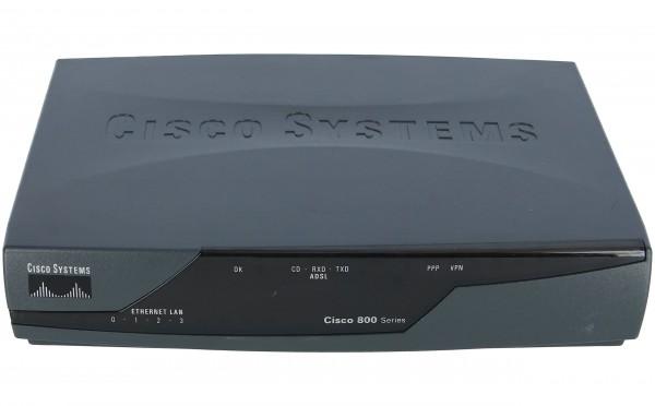 Cisco - CISCO877-SEC-K9 - Cisco 877 Security Bundle with Advanced IP Services