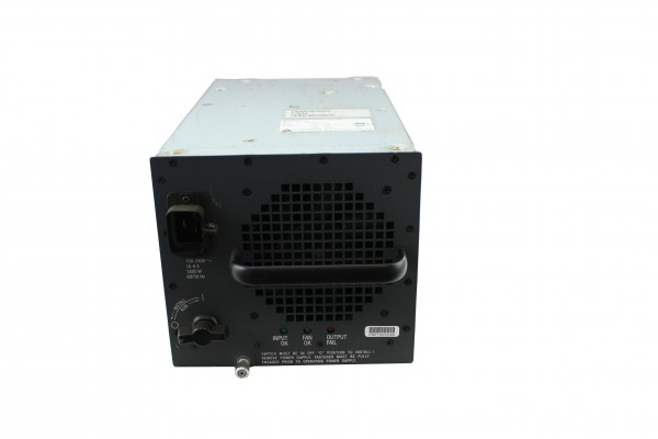 Cisco - WS-CAC-1300W - Catalyst 6000 1300W AC Power Supply