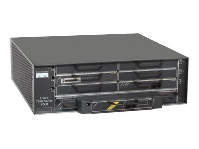 Cisco - CISCO7206VXR - Cisco 7206VXR, 6-slot chassis, 1 AC Supply w/IP Software