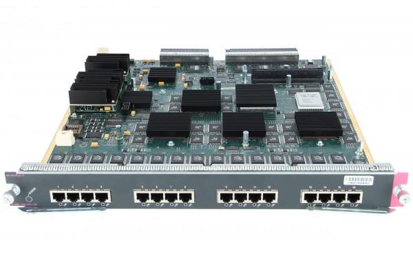 Cisco - WS-X6516-GE-TX - Catalyst 6500 16-port 10/100/1000 GE Module, Cross-Bar