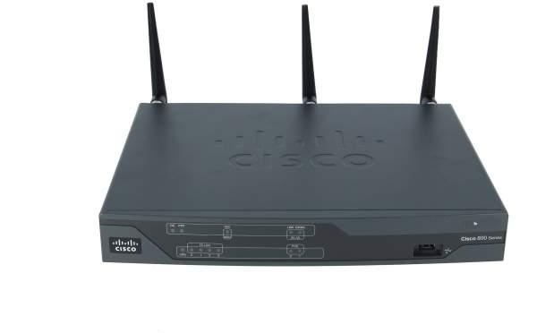 Cisco - CISCO887VW-GNE-K9 - Cisco 887V VDSL2 Sec Router w/ 802.11n AP - ETSI