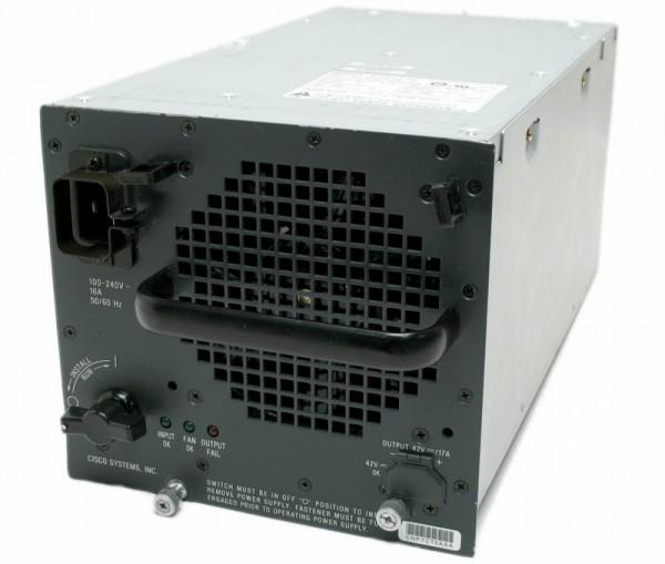 Cisco - WS-CAC-3000W= - Catalyst 6500 3000W AC power supply (spare)