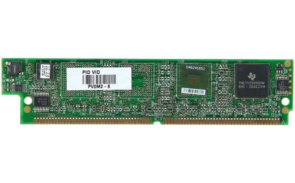 Cisco - PVDM2-8= - 8-Channel Packet Voice/Fax DSP Module