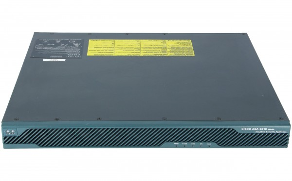 Cisco - ASA5510-CSC20-K9 - ASA 5510 Appl w/ CSC20, SW, 500 Usr AV/Spy, 1 YR Subscript