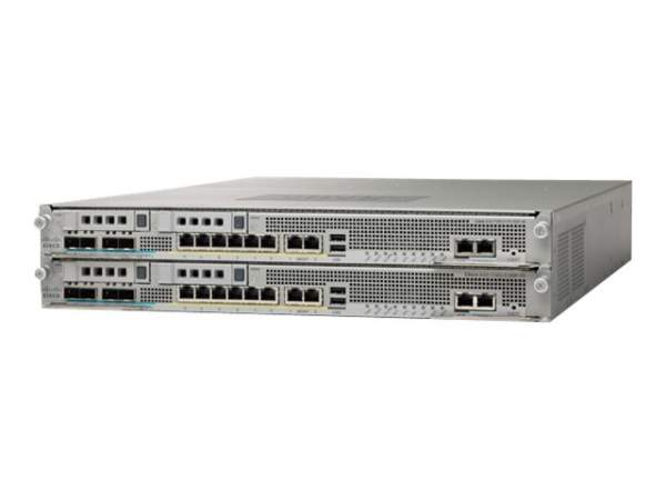 Cisco - ASA5512-FPWR-K9 - ASA 5512-X with FirePOWER Services, 6GE, AC, 3DES/AES, SSD