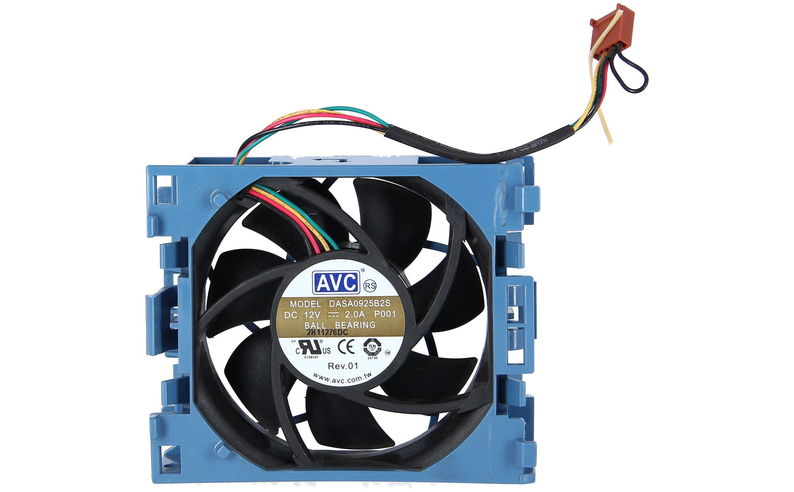 Qty 2 HP Proliant ML350 G6 Fan 511774-001