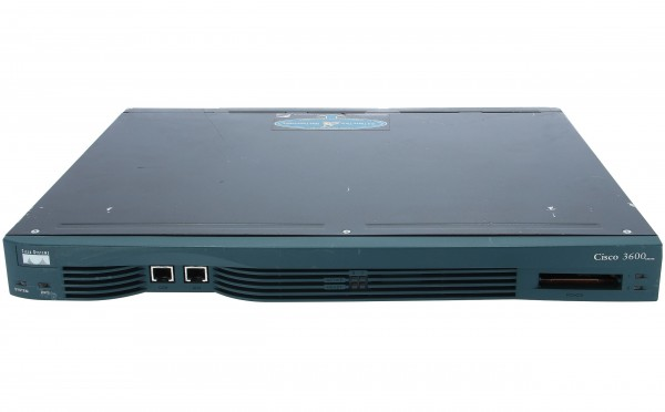 Cisco - CISCO3620 - Cisco 3600 2-slot Modular Router-AC
