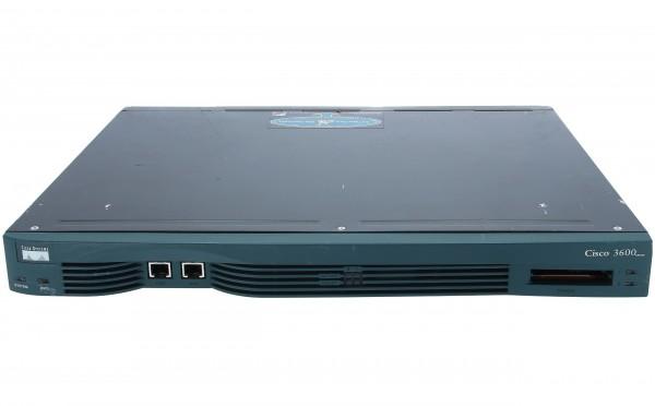 Cisco - CISCO3620 - Cisco 3600 2-slot Modular Router-AC