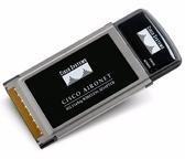 Cisco - AIR-CB21AG-E-K9 - 802.11a/b/g Cardbus Adapter