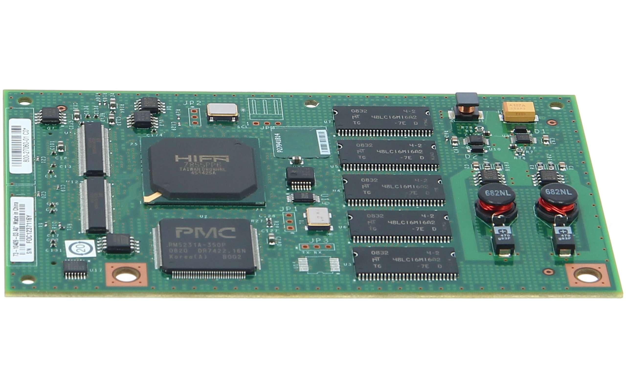 Cisco AIM-VPN//SSL-2 Encryption//Compression Module 3DES//AES//SSL 1 Year Warranty