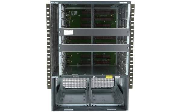 Cisco - WS-C6509-E= - Catalyst 6500 Enhanced 9-slot chassis,15RU,no PS,no Fan Tray