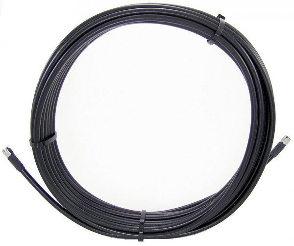 Cisco - CAB-L400-20-N-N= - 20-ft (6m) Ultra Low Loss LMR 400 Cable with N Connectors