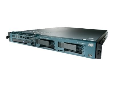 Cisco - WAE-612-K9 - Wide Area Application Engine 612, 2GB MEM, No HDD Incl.
