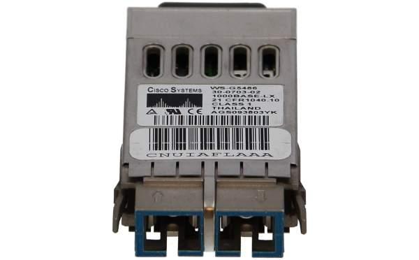 Cisco - WS-G5486= - 1000BASE-LX/LH long haul GBIC (singlemode or multimode)