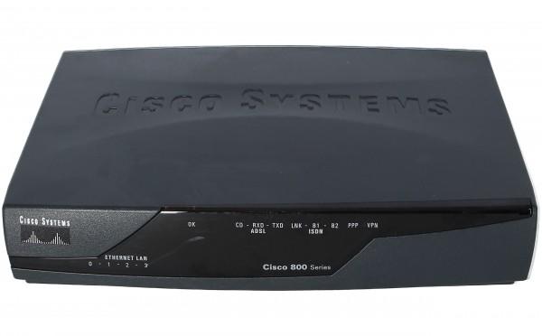 Cisco - CISCO876-K9 - ADSLoISDN Security Router