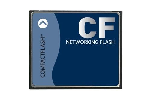 Cisco - MEM-CF-256U512MB - 256MB to 512MB CF Upgrade for Cisco 1900,2900,3900 ISR