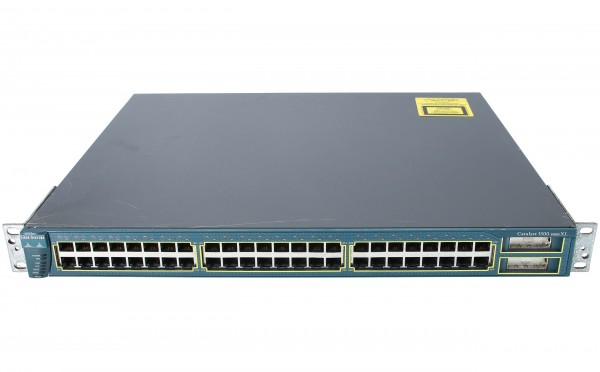 Cisco - WS-C3548-XL-EN - Catalyst 3548 XL Enterprise Edition