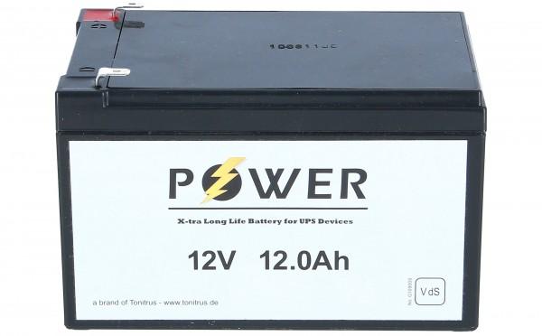 POWER - APC FUER RBC6 - APC kompatible Batterie fuer RBC6