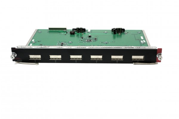 Cisco - WS-X4306-GB= - Catalyst 4500 Gigabit Ethernet Module, 6-Ports(GBIC) (Spare)