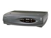 Cisco - CISCO1701-K9 - ADSLoPOTS Router w/ISDN-BRI-S/T,K9 Image,32MB Fl, 96MB DR
