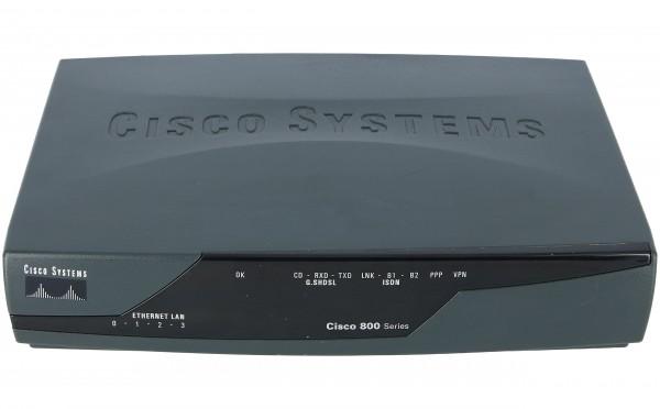 Cisco - CISCO871-K9 - Dual Ethernet Security Router