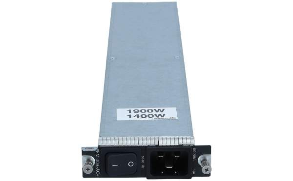 Cisco - PEM-20A-AC+= - PwrEntryMod use w/1400W AC P/S for CISCO7603, WS-C6503