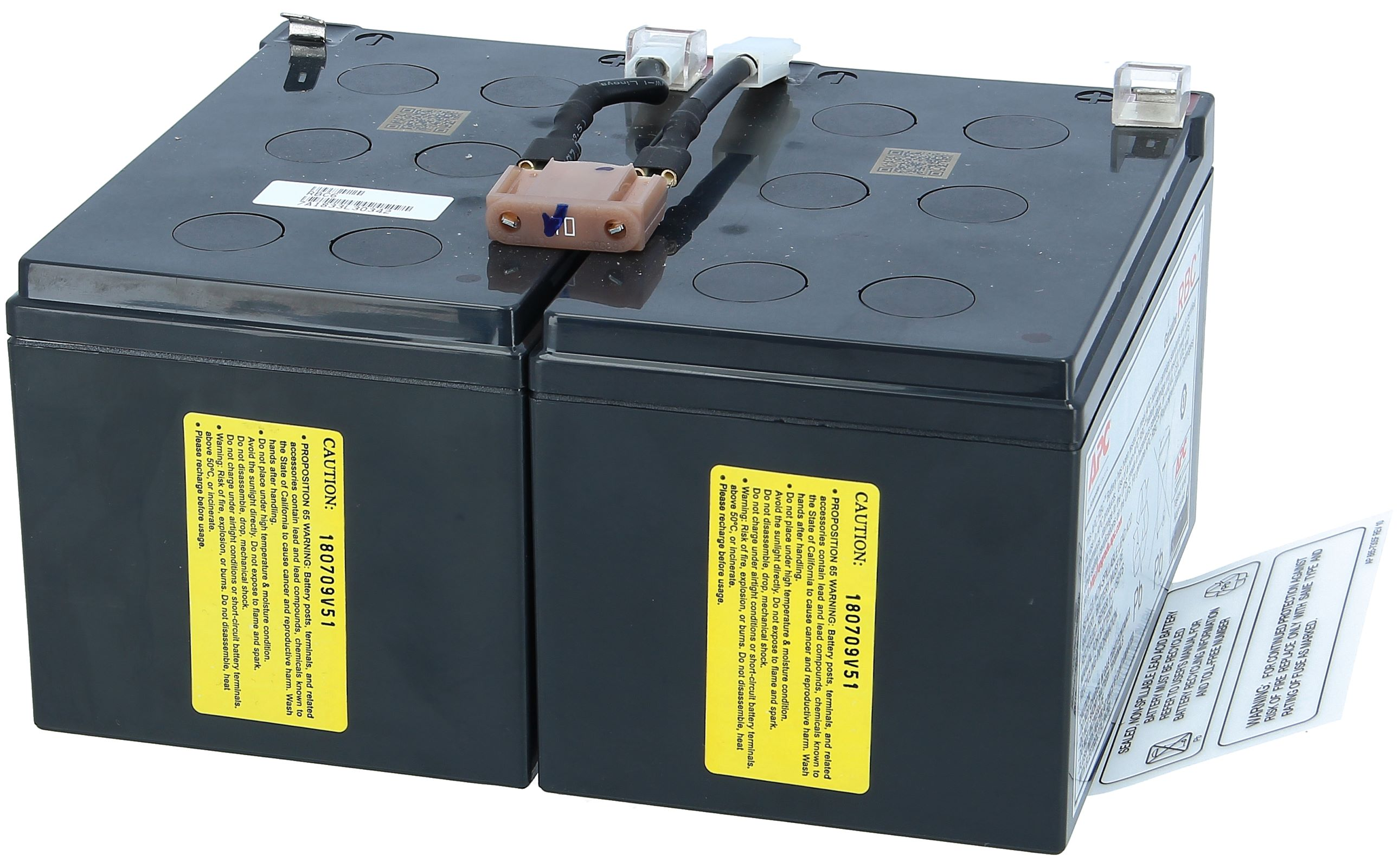RBC24 Replacement Battery Cartridge 1 Year Warranty