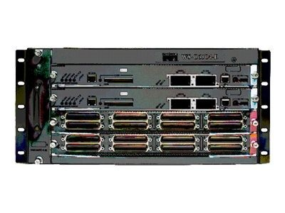 Cisco - WS-C6504E-S32-GE - 6504-E Chassis + Fan Tray + Sup32-GE