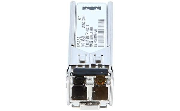Cisco - SFP-GE-S - 1000BASE-SX SFP (DOM)