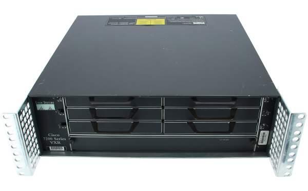 Cisco - CISCO7204VXR= - 7204VXR, 4-slot chassis, 1 AC Supply, Spare (w/o IP SW)