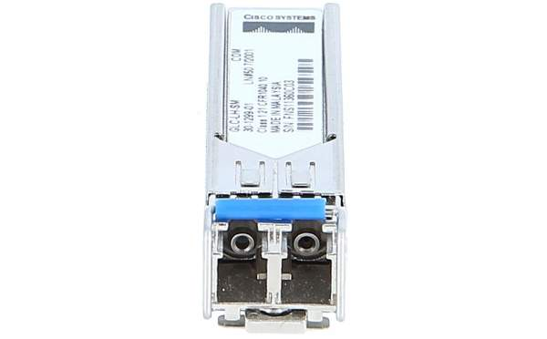 Cisco - GLC-LH-SM= - GE SFP,LC connector LX/LH transceiver