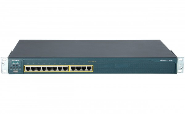 Cisco - WS-C2950-12 - 12 port, 10/100 Catalyst Switch, Standard Image only