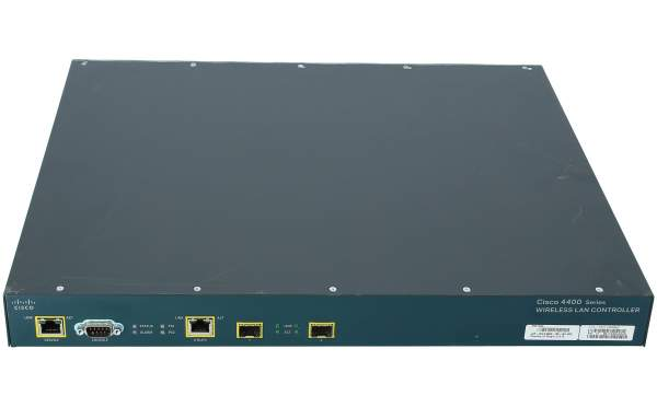 Cisco - AIR-WLC4402-50-K9 - 4400 Series WLAN Controller for up to 50 Lightweight APs