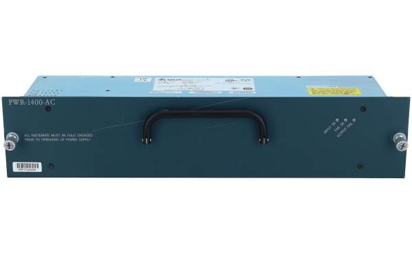 Cisco - PWR-1400-AC= - 1400W AC pwr/sup for CISCO7603 and Catalyst WS-C6503 chassis