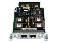 Cisco - VIC2-2E/M= - Two-port Voice Interface Card - EandM