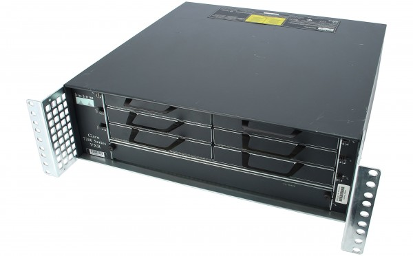 Cisco - CISCO7204VXR= - 7204VXR, 4-slot chassis, 1 AC Supply, Spare (w/o IP SW)