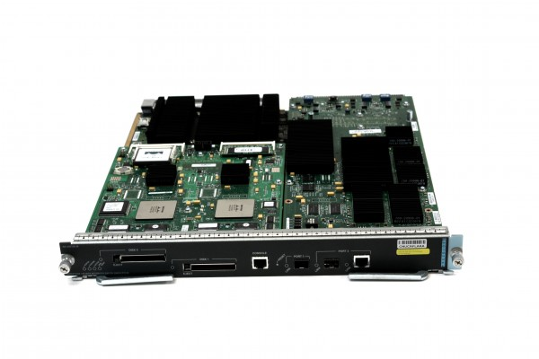 Cisco - WS-SUP720-3B= - Catalyst 6500/Cisco 7600 Supervisor 720 Fabric MSFC3 PFC3B