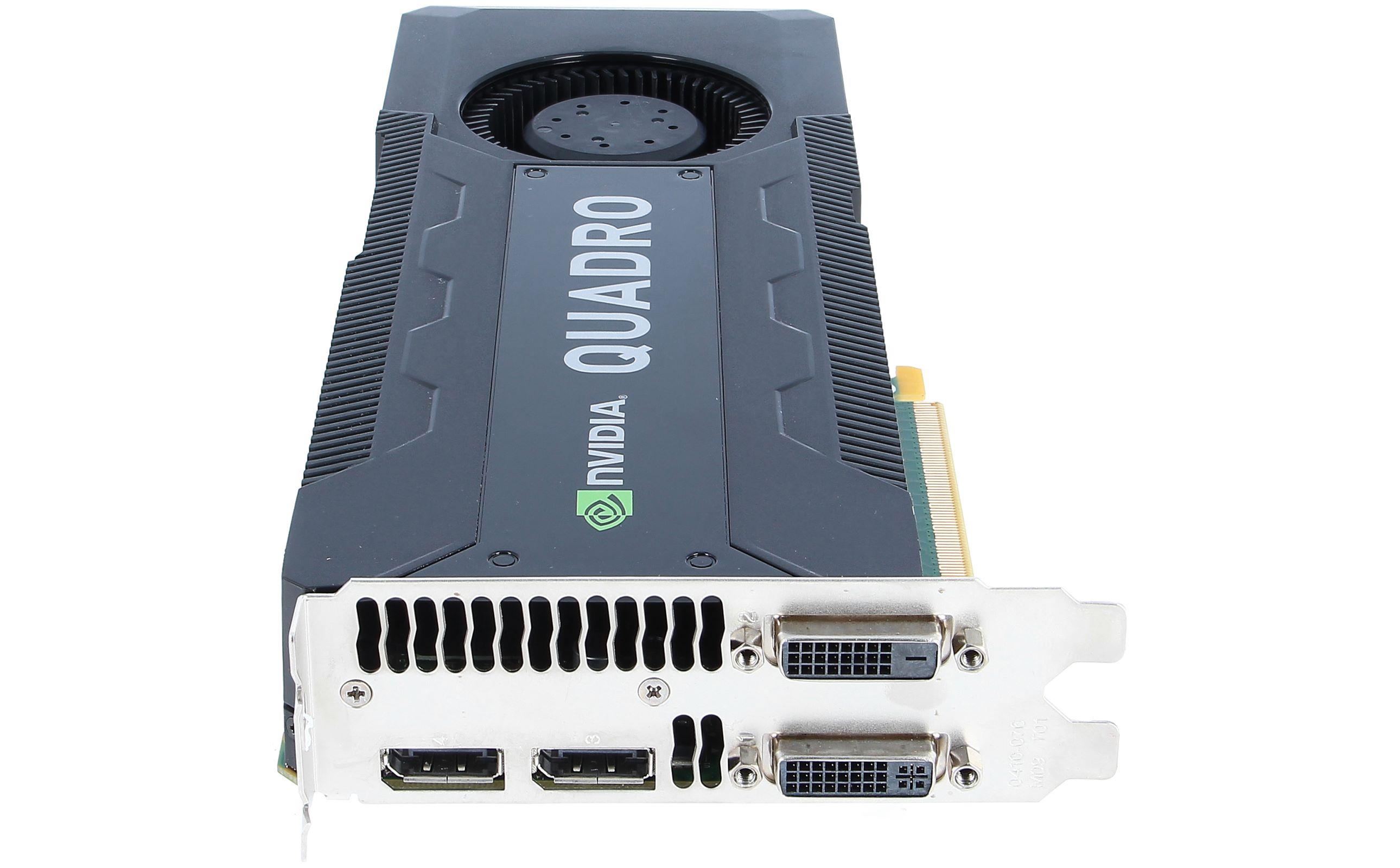 HP   C20J20AA   NVIDIA Quadro K20   Grafikkarte   PCI 20.20 MB ...