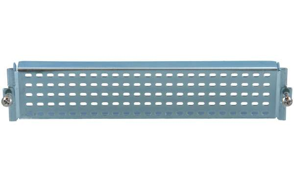 Cisco - SM-S-BLANK= - Removable faceplate for SM slot on Cisco 2900, 3900 ISR