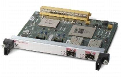 Cisco - SPA-2XOC3-POS= - 2-port OC3/STM1 POS Shared Port Adapters
