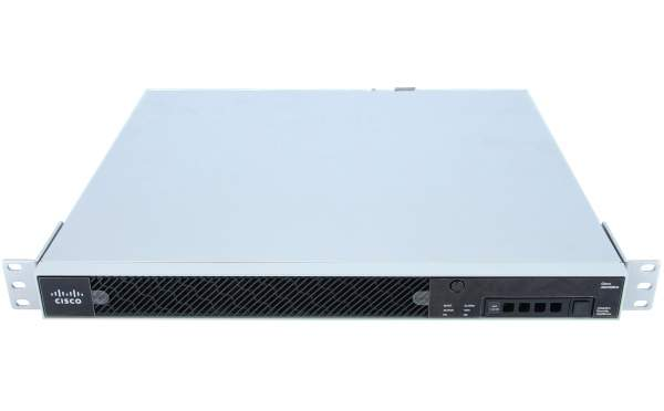 Cisco - ASA5525-FPWR-K9 - ASA 5525-X with FirePOWER Services, 8GE, AC, 3DES/AES, SSD