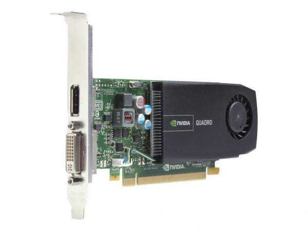 HP - A7U60AA - A7U60AA Quadro 410 0.5GB GDDR3 Grafikkarte