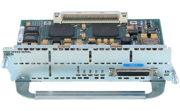 Cisco - NM-4B-U - 4-Port ISDN-BRI with NT-1 Network Module