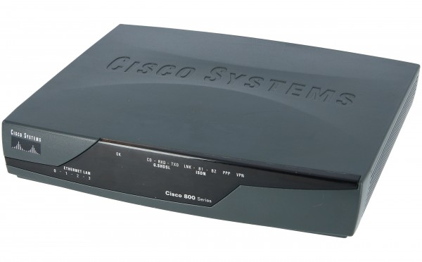 Cisco - CISCO878-K9 - G.SHDSL Security Router