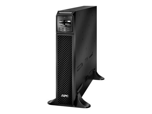APC - SRT2200XLI - APC Smart-UPS SRT 2200VA USV in Rack montierbar/extern