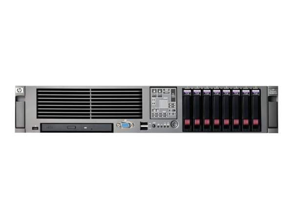 HP - 458562-421 - ProLiant DL380 G5 High Performance - Server - Rack-Montage