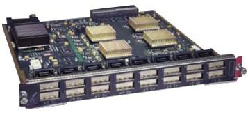 Cisco - WS-X6416-GBIC= - Catalyst 6000 16-port Gig-Ethernet Mod. (Req. GBICs), Spare