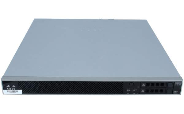 Cisco - ASA5545-FPWR-K9 - ASA 5545-X with FirePOWER Services, 8GE, AC, 3DES/AES, 2SSD