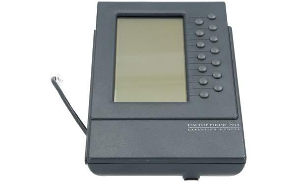 Cisco - CP-7914= - 7914 IP Phone Expansion Module