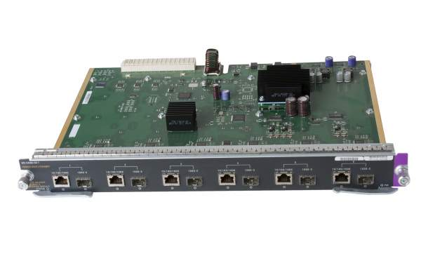 Cisco - WS-X4506-GB-T - Catalyst 4500 6-Port 10/100/1000 PoE or SFP (Optional)
